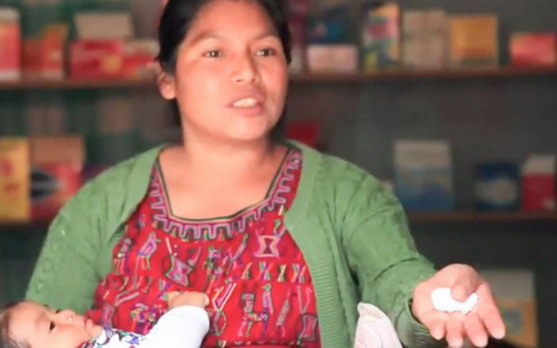 Citizens´vigilance of health care services and accountability: Guatemala